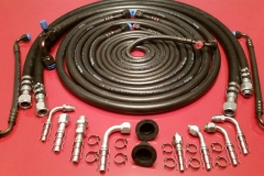 universal-a-c-hose-kit-aeroquip-eaton-ez-clip-fittings-r-134a-ford-chevy-gmc_231812938755