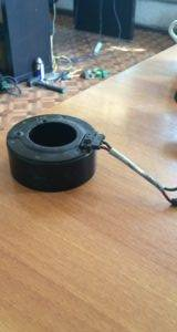 электромагнит компрессора рефрижератора
