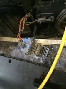 ремонт электрики рефрижератора
