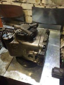 ремонт компрессора автономного рефрижератора