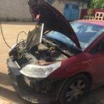 замена радиатора автокондиционера
