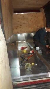 изготовление фургона под реф